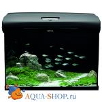 Аквариум AQUAEL BRILLUX BIO 80 дуговой, 102 л T5 2x24Вт Sunny, 80 х 35 х 40 см
